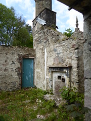 remains of kitchen range (seanofselby) Tags: knocdow estate lodge gatehouse cowal peninsula dunoon