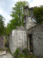 larder (seanofselby) Tags: knocdow estate lodge gatehouse cowal peninsula dunoon