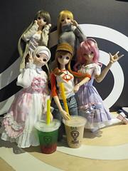 Small Doll Meet in Ghent (els82) Tags: smartdoll smartdollmirai kurenai
