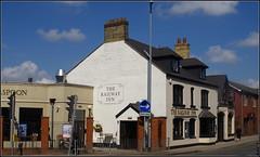 The Railway Inn (Lotsapix) Tags: northamptonshire rushden pub inn ale alehouse tavern wetherspoons building architecture railway