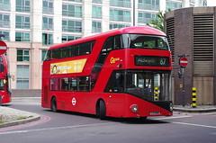 IMGP9647 (Steve Guess) Tags: vauxhall lambeth london england gb uk bus station tfl transportforlondon borismaster borisbus newroutemaster newbusforlondon nb4l nbfl wright goahead ltz1048 lt48