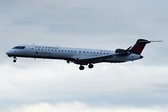 C-GFJZ (LAXSPOTTER97) Tags: air canada express bombardier cgfjz crj900 cn 15050 aviation airport airplane cyvr