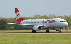 Austrian Airlines, OE-LBS, MSN 1189, Airbus A 320-214, 18.05.2019, HAM-EDDH, Hamburg (Named: Waldviertel) (henryk.konrad) Tags: austrianairlines oelbs msn1189 airbus a320214 hamburg hameddh henrykkonrad waldviertel