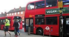 London General E140 on route 118 Mitcham 18/05/19. (Ledlon89) Tags: bus buses london transport tfl londonbus londonbuses wrightbus