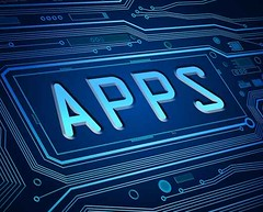 Mobile App Development Service (mbrmedia) Tags: apps applications software program downloadable download board circuit pcb printed computer computing hardware concept information hitech tech technology it component components cpu electronics equipment data system blue abstract background illustration