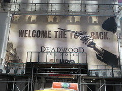 2019 Deadwood The Movie Billboard Times Square 8473 (Brechtbug) Tags: deadwood the movie billboard timothy olyphant ian mcshane molly parker kim dickens brad dourif keith carradine john hawkes jeffrey jones number one times square building below no longer existing orange news zipper ticker 42nd street broadway near 7th avenue new york city 05182019 next walgreens nyc hbo tv series 2004 2006 show television cable 2019