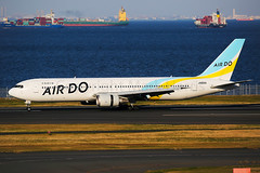 Air Do Boeing 767-381 JA601A (Mark Harris photography) Tags: spotting hnd plane aviation canon 5d