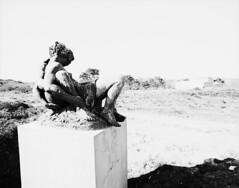 I Mulmets Skød (LarsHolte) Tags: pentax 67 6x7 pentax67 pentax6x7 smcpentax6x7 45mm f40 foma fomapan fomapan100 fomapan100professional caffenolc semistand 100iso mediumformat blackandwhite monochrome bw 120film analog analogue classicblackwhite filmforever filmphotography ishootfilm larsholte homeprocessing rudolphtegner museum sculptures sculpturepark art dronningmølle denmark danmark
