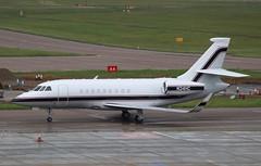 N34HC Dassault Falcon 2000LX (R.K.C. Photography) Tags: n34hc dassault falcon2000lx 261 tvpx aircraft aviation bizjet american luton bedfordshire england unitedkingdom uk londonlutonairport ltn eggw canoneos100d