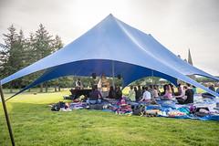 Wanderlust at Marymoor Park (kingcountyparks) Tags: wanderlust yoga marymoor elibrownell