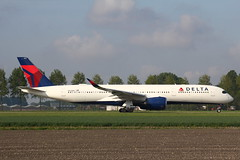N512DN Airbus A350-941 Delta Airlines (FokkerAMS) Tags: airbusa350 deltaairlines n512dn