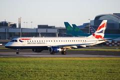 G-LCYO ERJ190 Cityflyer Express (corrydave) Tags: 19000430 erj erj190 embraer dublin britishairways glcyo cityflyer