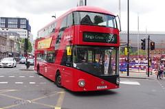 IMGP9675 (Steve Guess) Tags: london england gb uk bus tfl kingscross stpancras station nbfl nb4l newbusforlondon newroutemaster borisbus borismaster wright transportforlondon ltz1172 lt172 arriva