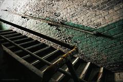 Climb (gregador) Tags: cleveland decayed abandoned urbex urbanexploring urbanexploration industry shadows