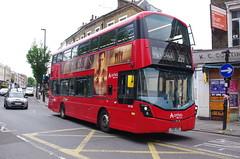 IMGP9682 (Steve Guess) Tags: london england gb uk bus tfl kingscross stpancras station wright gemini transportforlondon arriva volvo