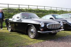 Volvo 1800 S MVH367F (Andrew 2.8i) Tags: haynes museum sparkford classic car cars classics breakfast meet show euro european swedish coupe sports sportscar p1800 p 1800 s 1800s volvo