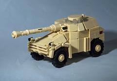 Eland Mk. 7 90 (Brickbattlefield) Tags: