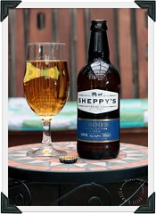 Sheppy's Cider under the Pergola (zweiblumen) Tags: sheppys cider pergola garden shropshire canoneos50d canonspeedlite430exii canonef50mmf14usm yongnuorf603cii zweiblumen