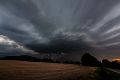 First Storm (Markus Branse) Tags: beta wetter weather thunderstorm gewitter storm blitz blitze lightning flash thunder rain outdoor himmel wolke deutschland germany münsterland unwetter weer regen i love flickr