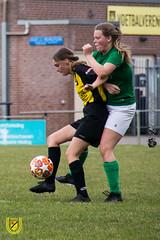 Baardwijk MO17-1 vs DVVC MO17-1 (29 van 54) (MiGe Fotografie) Tags: baardwijk baardwijkmo171 meisjesvoetbal meisjes meisjesonderde17 sportparkolympia waalwijk competitie canon80d fotografie hobbyfotografie hobby