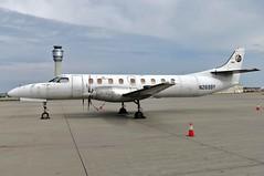 N2699Y Mcneely Charter Service SA-227 Metro III at KCLE (GeorgeM757) Tags: metro swearingensa227acmetroiii sa227 mcneelycharterservice turboprop kcle clevelandhopkins georgem757 aircraft aviation alltypesoftransport airplane airport freighter n2699y