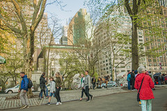 1379_0754FL (davidben33) Tags: spring 2019 new york manhattanstreetphoto street photos architecture people landscape cityscape buildings fashion women girls 718 5thave centralpark monument