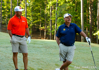 2019 Chick-fil-A Peach Bowl Challenge Photos