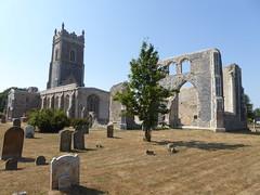St Andrew's, Walberswick (Aidan McRae Thomson) Tags: walberswick church suffolk medieval architecture ruins