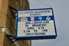 Masonic Temple, Omaha, NE (Robby Virus) Tags: omaha nebraska ne mason masonic freemasons temple lodge fraternal organization sign signage
