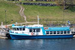 Amiraali parking (JarkkoS) Tags: 70200mmf28efledvr boat boating d500 finland helsinki jtline ship tc17eii uusimaa vallisaari
