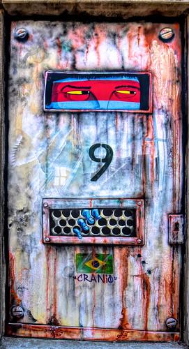 Door Number 9