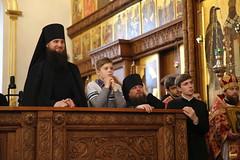 163. Божественная литургия в Успенском соборе 01.05.2019