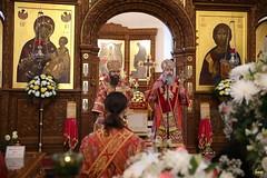 160. Божественная литургия в Успенском соборе 01.05.2019