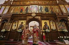157. Божественная литургия в Успенском соборе 01.05.2019
