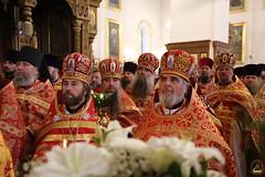 155. Божественная литургия в Успенском соборе 01.05.2019