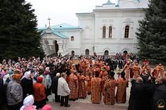 148. Божественная литургия в Успенском соборе 01.05.2019