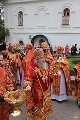 144. Божественная литургия в Успенском соборе 01.05.2019
