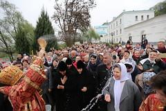 137. Божественная литургия в Успенском соборе 01.05.2019