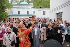 119. Божественная литургия в Успенском соборе 01.05.2019