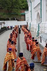 101. Божественная литургия в Успенском соборе 01.05.2019