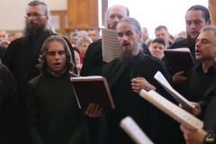 072. Божественная литургия в Успенском соборе 01.05.2019
