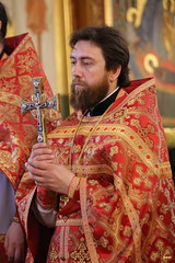 070. Божественная литургия в Успенском соборе 01.05.2019