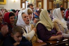 059. Божественная литургия в Успенском соборе 01.05.2019