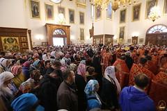 056. Божественная литургия в Успенском соборе 01.05.2019