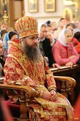 036. Божественная литургия в Успенском соборе 01.05.2019
