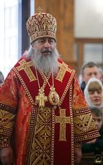 028. Божественная литургия в Успенском соборе 01.05.2019