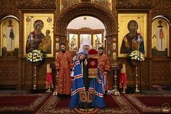 025. Божественная литургия в Успенском соборе 01.05.2019