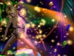 Night Dance 4 (Cherie Langer) Tags: dance dancer lightshow night fantasy lingerie
