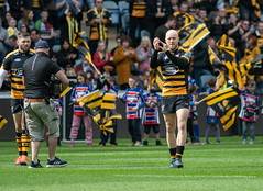 Joe Simpson (davidhowlett) Tags: ricoharena quins wasps premiership waspsrugby gallagher rugbyunion ricoh rugby coventry harlequins