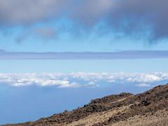 View from Kibo Hut, 4700m, Kilimanjaro NP, Tanzania (Amdelsur) Tags: parcdukilimandjaro continentsetpays tanzanie afrique africa kilimanjaronationalpark tz tza tanzania kilimandjaro